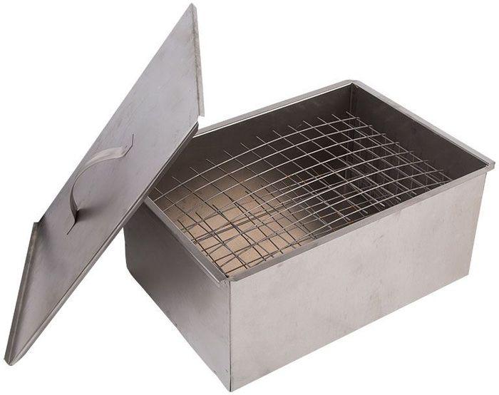 Коптильня Сокол  Гурман-2 , двухуровневая. 62-0011 - Посуда для приготовления