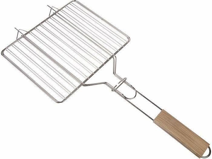 Решетка для барбекю Сокол  №4 , размер: 23 х 36 см. 62-0017 - Посуда для приготовления