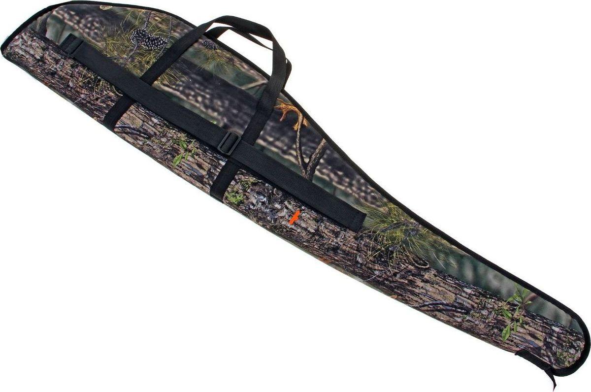Кейс для оружия, с оптикой и ремнем, длина 130 см. 1078483 - Охота