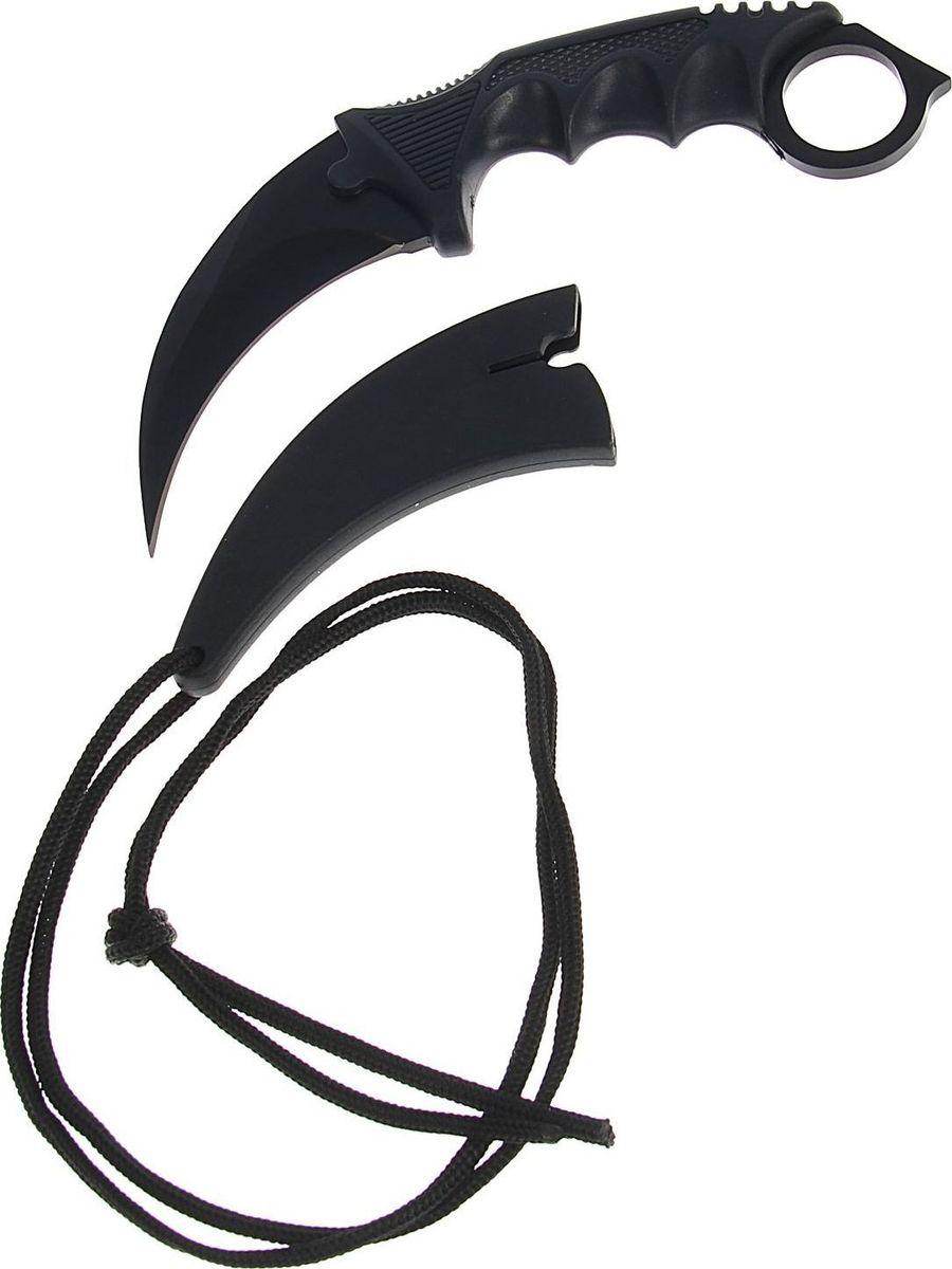 Нож перочинный, длина клинка 6 см. 129772567743Раньше складные ножи были распространены среди матросов, потому что им был нужен надёжный и простой в использовании инструмент. Сейчас лезвие, которое можно обнажить одной рукой, стало помощником туристов, охотников или рыболовов.Нож перочинный лезвие керамбит 6см, рукоять с кольцом ,15,5см черный сделан из высококачественной стали, его механические части просты и не требуют обслуживания. Вы сможете привести нож из сложенного положения в рабочее за долю секунды. Острый клинок станет незаменимым инструментом в быту и на отдыхе.Как ухаживать за ножом:Удалите консервационную смазку, если она есть. Подойдут WD-40, растворители масла и грязи для велоцепей.Вытрите насухо и смажьте клинок. Заливать нож маслом необязательно, достаточно протереть его тряпкой с небольшим количеством растительного масла.Появившиеся веснушки ржавчины можно просто заполировать. Вам понадобится средство с абразивом для царапин, сукно и паста для тонкой полировки.Шарнир можно мыть водой или тем же WD-40. Главное — хорошо просушить подвижную часть феном и легко его смазать.Помните: хорошо вымытый после использования нож служит годами, не имеет резкого запаха и не ломается.