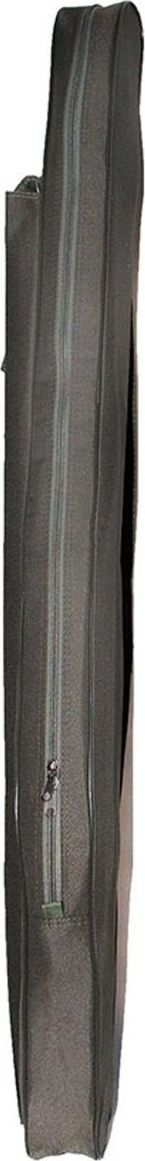 Чехол для спиннинга Fisherman, длина 145 см. Ф1921984534Мягкий чехол для спиннинга предназначен для хранения и переноски нескольких удилищ одновременно. Внутренний карман подходит для фидерных вершинок, а внешний — для подсачка. Плечевой ремень с регулировкой по длине облегчит переноску загруженного чехла.