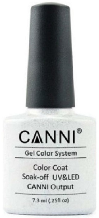 Canni Гель-лак для ногтей Colors, тон №215, 7,3 мл20932Гель-лак Canni – это покрытие для ногтей нового поколения, которое поставит крест на всех известных Вам ранее проблемах и трудностях использования Гель-лаков. Это самые качественные и самые доступные шеллаки на сегодняшний день. Canni Гель-лак может легко сравниться по качеству с продукцией CND, а в цене и вовсе выигрывает у американского бренда. Предельно простое нанесение, способность к самовыравниванию, отличная пигментация, безопасное снятие, безвредность для здоровья ногтей и огромная палитра оттенков – это далеко не все достоинства Гель-лаков Канни. Каждая женщина найдет для себя в них что-то свое, отчего уже никогда не сможет отказаться.