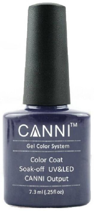 Canni Гель-лак для ногтей Colors, тон №30, 7,3 млE7231Гель-лак Canni – это покрытие для ногтей нового поколения, которое поставит крест на всех известных Вам ранее проблемах и трудностях использования Гель-лаков. Это самые качественные и самые доступные шеллаки на сегодняшний день. Canni Гель-лак может легко сравниться по качеству с продукцией CND, а в цене и вовсе выигрывает у американского бренда. Предельно простое нанесение, способность к самовыравниванию, отличная пигментация, безопасное снятие, безвредность для здоровья ногтей и огромная палитра оттенков – это далеко не все достоинства Гель-лаков Канни. Каждая женщина найдет для себя в них что-то свое, отчего уже никогда не сможет отказаться.