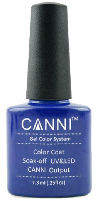Canni Гель-лак для ногтей Colors, тон №97, 7,3 млE7281Гель-лак Canni – это покрытие для ногтей нового поколения, которое поставит крест на всех известных Вам ранее проблемах и трудностях использования Гель-лаков. Это самые качественные и самые доступные шеллаки на сегодняшний день. Canni Гель-лак может легко сравниться по качеству с продукцией CND, а в цене и вовсе выигрывает у американского бренда. Предельно простое нанесение, способность к самовыравниванию, отличная пигментация, безопасное снятие, безвредность для здоровья ногтей и огромная палитра оттенков – это далеко не все достоинства Гель-лаков Канни. Каждая женщина найдет для себя в них что-то свое, отчего уже никогда не сможет отказаться.