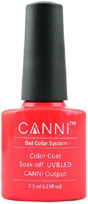 Canni Гель-лак для ногтей Colors, тон №111, 7,3 млKGP364SГель-лак Canni – это покрытие для ногтей нового поколения, которое поставит крест на всех известных Вам ранее проблемах и трудностях использования Гель-лаков. Это самые качественные и самые доступные шеллаки на сегодняшний день. Canni Гель-лак может легко сравниться по качеству с продукцией CND, а в цене и вовсе выигрывает у американского бренда. Предельно простое нанесение, способность к самовыравниванию, отличная пигментация, безопасное снятие, безвредность для здоровья ногтей и огромная палитра оттенков – это далеко не все достоинства Гель-лаков Канни. Каждая женщина найдет для себя в них что-то свое, отчего уже никогда не сможет отказаться.