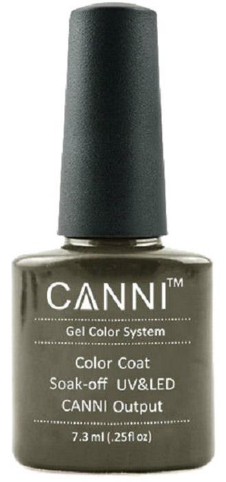 Canni Гель-лак для ногтей Colors, тон №127, 7,3 млKGP358SГель-лак Canni – это покрытие для ногтей нового поколения, которое поставит крест на всех известных Вам ранее проблемах и трудностях использования Гель-лаков. Это самые качественные и самые доступные шеллаки на сегодняшний день. Canni Гель-лак может легко сравниться по качеству с продукцией CND, а в цене и вовсе выигрывает у американского бренда. Предельно простое нанесение, способность к самовыравниванию, отличная пигментация, безопасное снятие, безвредность для здоровья ногтей и огромная палитра оттенков – это далеко не все достоинства Гель-лаков Канни. Каждая женщина найдет для себя в них что-то свое, отчего уже никогда не сможет отказаться.