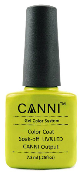 Canni Гель-лак для ногтей Colors, тон №167, 7,3 мл9816Гель-лак Canni – это покрытие для ногтей нового поколения, которое поставит крест на всех известных Вам ранее проблемах и трудностях использования Гель-лаков. Это самые качественные и самые доступные шеллаки на сегодняшний день. Canni Гель-лак может легко сравниться по качеству с продукцией CND, а в цене и вовсе выигрывает у американского бренда. Предельно простое нанесение, способность к самовыравниванию, отличная пигментация, безопасное снятие, безвредность для здоровья ногтей и огромная палитра оттенков – это далеко не все достоинства Гель-лаков Канни. Каждая женщина найдет для себя в них что-то свое, отчего уже никогда не сможет отказаться.