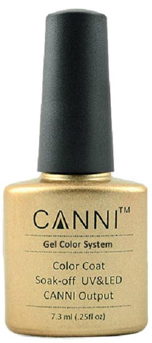 Canni Гель-лак для ногтей Colors, тон №188, 7,3 млB2775200Гель-лак Canni – это покрытие для ногтей нового поколения, которое поставит крест на всех известных Вам ранее проблемах и трудностях использования Гель-лаков. Это самые качественные и самые доступные шеллаки на сегодняшний день. Canni Гель-лак может легко сравниться по качеству с продукцией CND, а в цене и вовсе выигрывает у американского бренда. Предельно простое нанесение, способность к самовыравниванию, отличная пигментация, безопасное снятие, безвредность для здоровья ногтей и огромная палитра оттенков – это далеко не все достоинства Гель-лаков Канни. Каждая женщина найдет для себя в них что-то свое, отчего уже никогда не сможет отказаться.