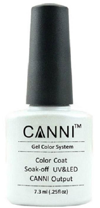 Canni Гель-лак для ногтей Colors, тон №206, 7,3 млKGP362SГель-лак Canni – это покрытие для ногтей нового поколения, которое поставит крест на всех известных Вам ранее проблемах и трудностях использования Гель-лаков. Это самые качественные и самые доступные шеллаки на сегодняшний день. Canni Гель-лак может легко сравниться по качеству с продукцией CND, а в цене и вовсе выигрывает у американского бренда. Предельно простое нанесение, способность к самовыравниванию, отличная пигментация, безопасное снятие, безвредность для здоровья ногтей и огромная палитра оттенков – это далеко не все достоинства Гель-лаков Канни. Каждая женщина найдет для себя в них что-то свое, отчего уже никогда не сможет отказаться.