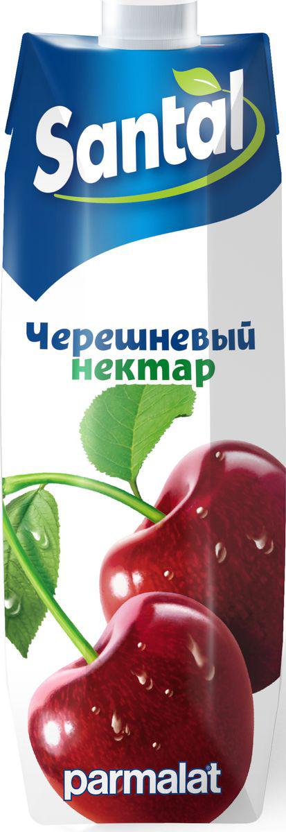 Santal Нектар Черешневый, 1 л4810821014454Черешневый нектар для детского питания