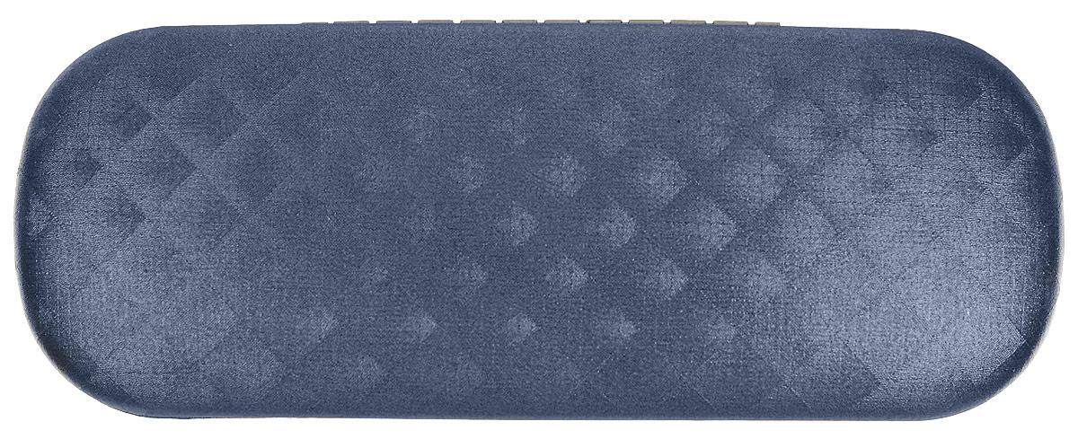 Proffi Home Футляр для очков Fabia Monti, овальный, цвет: голубойWS 7064Футляр для очков сочетает в себе две основные функции: он защищает очки от механического воздействия и служит стильным аксессуаром, играющим эстетическую роль.