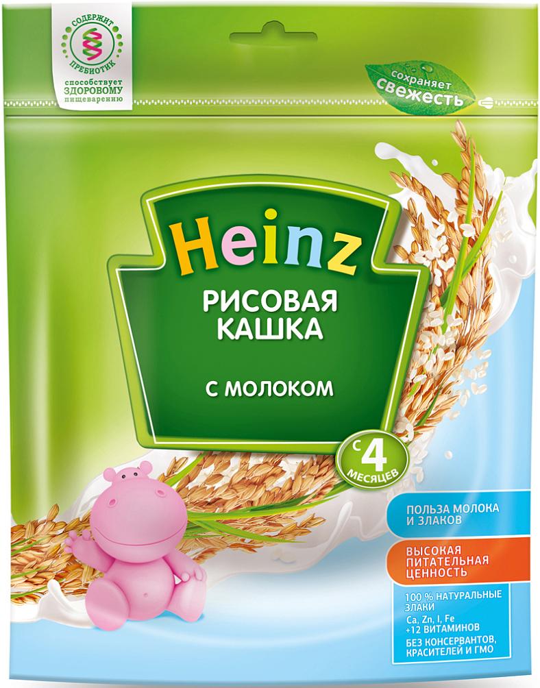 Heinz каша рисовая с молоком, с 4 месяцев, 250 г76006539Для 4-месячного ребёнка возьмите 30 г (4 столовые ложки) сухого продукта на 170 мл воды. Налейте в тарелочку указанное количество вскипячённой и остуженной до 40°С воды. Тщательно перемешивая, всыпьте рекомендуемое количество сухой каши до получения однородной консистенции. Не варите.Продукт содержит молоко и может содержать незначительное количество глютена.