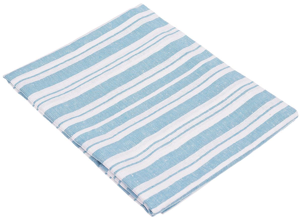 Наволочка Гаврилов-Ямский Лен, цвет: белый, голубой, 60 x 60 смALPS I 11436/3С ANTIQUEНаволочка Гаврилов-Ямский Лен выполнена из качественного сочетания хлопка (70%) и льна (30%). Лен - поистине уникальный, экологически чистый материал. Изделия изо льна обладают уникальными потребительскими свойствами. Лен дает вам ощущение прохлады в жаркую ночь и согреет в холода.Хлопок представляет собой натуральное волокно, которое получают из созревших плодов такого растения как хлопчатник. Качество хлопка зависит от длины волокна - чем длиннее волокно, тем ткань лучше и качественней. Наволочка с принтом в полоску гармонично впишется в интерьер вашего дома и создаст атмосферу уюта и комфорта.
