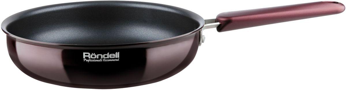 Сковорода Rondell Bojole, глубокая, без крышки, 28 смRDA-788Глубокая сковорода без крышкиышки 28 см