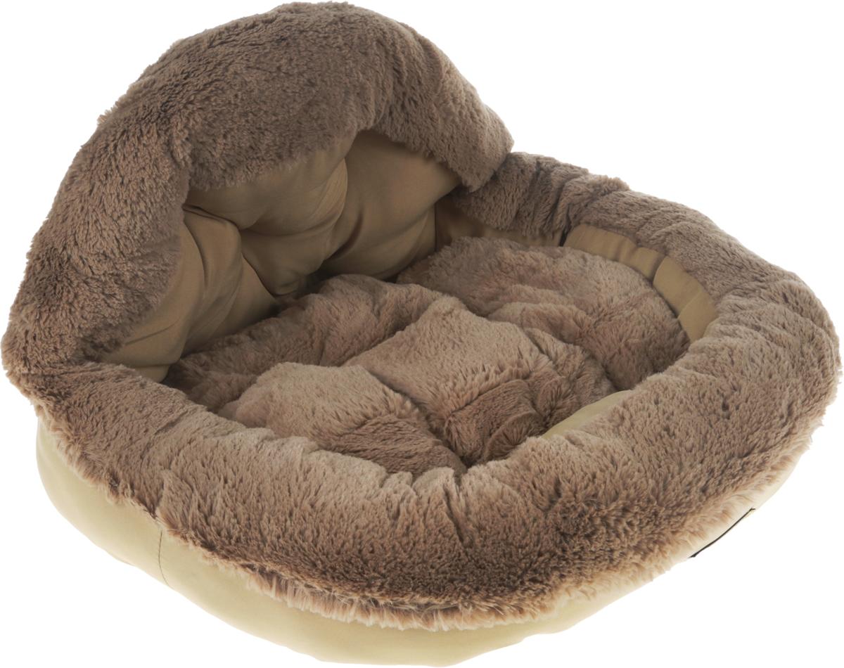 Лежак для собак и кошек Зоогурман Президент, цвет: горчичный, коричневый, 45 х 45 х 20 см2151_горчичныйМягкий и уютный лежак для кошек и собак Зоогурман Президент обязательно понравится вашему питомцу. Лежак выполнен из нежного, приятного материала. Внутри - мягкий наполнитель, который не теряет своей формы долгое время.Внутри лежака съемная меховая подушка. Мягкий, приятный и теплый лежак обеспечит вашему любимцу уют и комфорт. За изделием легко ухаживать, можно стирать вручную или в стиральной машине при температуре 40°С. Материал бортиков: микроволоконная шерстяная ткань.Материал спинки и матрасика: искусственный мех.Наполнитель: гипоаллергенное синтетическое волокно.Размер: 45 см х 45 см х 20 см.УВАЖАЕМЫЕ КЛИЕНТЫ! Обращаем ваше внимание на возможные изменения в цветовом дизайне, связанные с ассортиментом продукции: некоторые детали товара могут отличаться по цвету от представленного на изображении. Поставка осуществляется в зависимости от наличия на складе.
