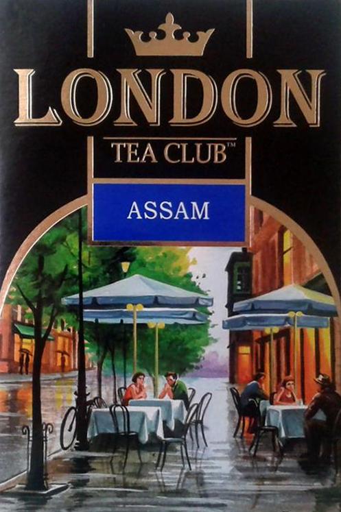London Tea Club Assam чай черный крупнолистовой, 90 г4607051541399Великолепный индийский Assam - достаточно терпкий и пряный, чтобы дарить бодрость, и достаточно мягкий, чтобы стать источником спокойствия и удовлетворения. Именно поэтому англичане считают его универсальным напитком, который можно пить в любое время дня.