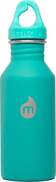 Бутылка для воды Mizu M4, цвет: ментоловый, 400 мл813551022076Стильная и компактная бутылка Mizu M5 из пищевой нержавеющей стали подойдет для тех, кто заботится об окружающей среде и своем здоровье. Не содержит вредного BPA. Ее удобно брать с собой, пригодится в поездке, походе или на рыбалке.Объем: 400 мл.
