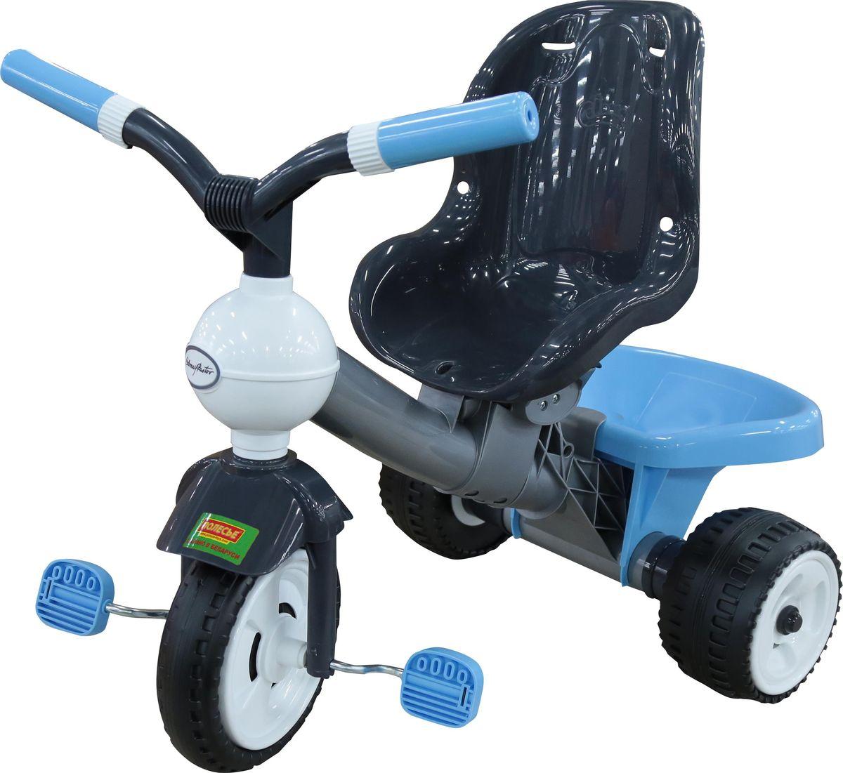 Полесье Велосипед трехколесный Амиго 4616146161Полесье Велосипед трехколесный Амиго