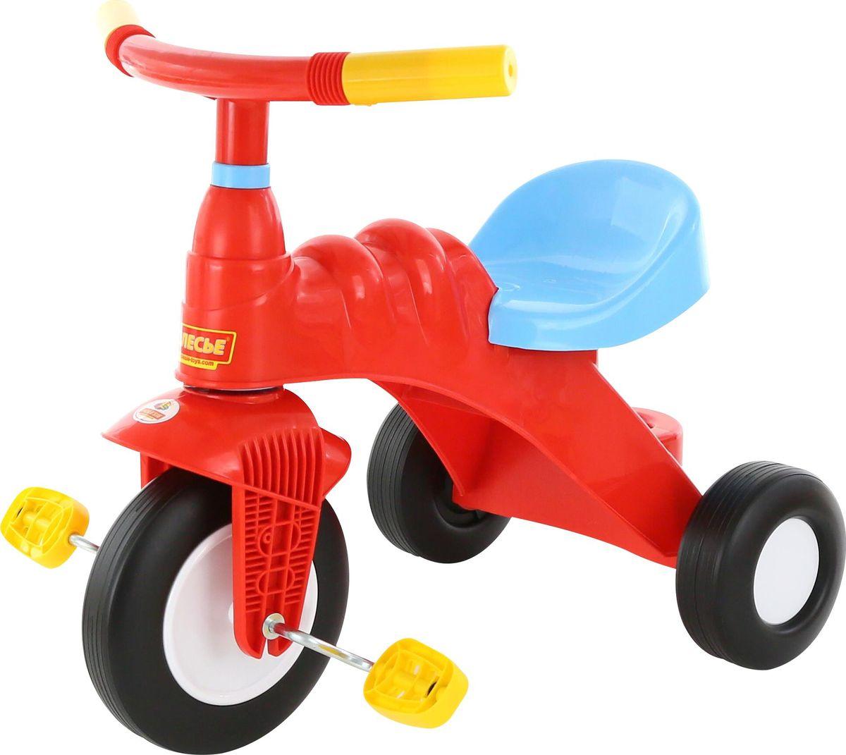 Полесье Велосипед трехколесный Малыш46185Полесье Велосипед трехколесный Малыш