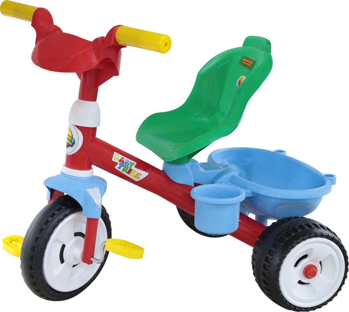 Полесье Велосипед трехколесный Беби Трайк46468Полесье Велосипед трехколесный Беби Трайк