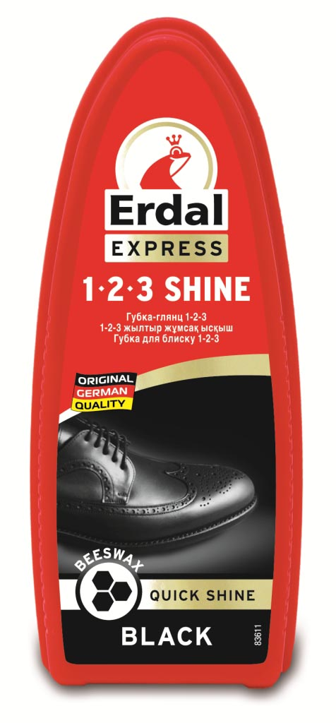 Губка-глянец для обуви Erdal, цвет: черныйRC-100BPCГубка-глянец Erdal с пчелиным воском в составе придаст обуви идеальный блеск без полировки. Подходит для всех видов кожи Характеристики:Цвет: черный. Производитель: Германия.