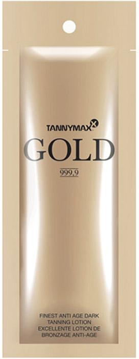 Tannymaxx Крем-ускоритель для загара Gold 999,9 Finest Anti Age Tanning Lotion, с натуральным бронзатором двойного действия с инновационным омолаживающим компонентом Hysilk Hyaluron, 15 мл1833Содержит комплексы ускорителей загара и натуральный бронзатор двойного действия (карамель, эритрулоза), которые придают коже красивый темный оттенок, а также ускоряют естественный загар на солнце или в солярии. Люксовая серия Tannymaxx GOLD 999,9 предлагает все преимущества роскошного ухода в комплексе с высокоэффективным загаром. Инновационная формула с Hysilk Hyaluron стимулирует выработку коллагена, оказывая омолаживающий эффект, а также содействует естественному процессу загара кожи. Алоэ вера сохраняет упругость и молодость кожи. Богатый комплекс масел и витаминов дарит глубокое увлажнение и делает естественный загар более интенсивным. В дополнение к этому, ингредиенты гарантируют надлежащую консистенцию крема на коже. Подходит для чувствительной кожи. Для лица и тела.