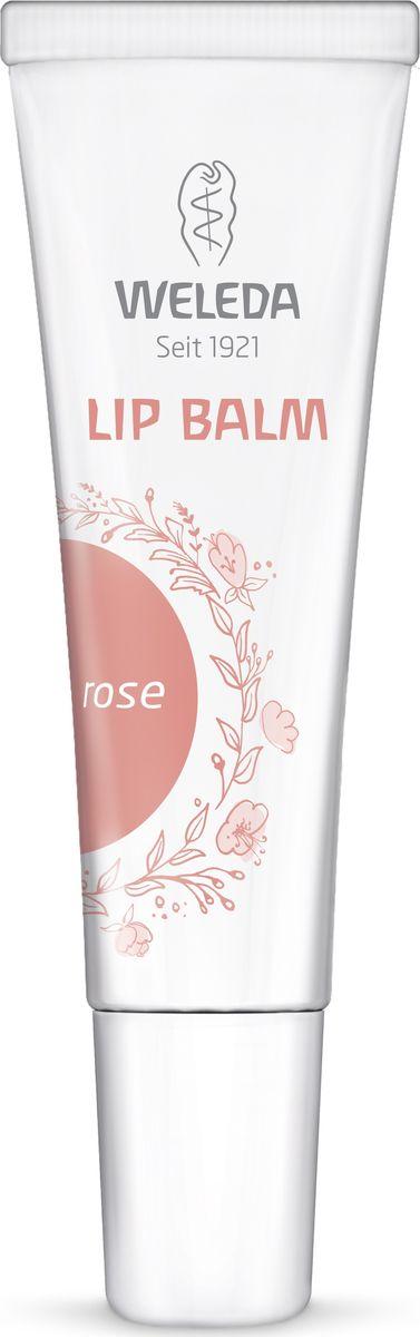 Weleda Бальзам увлажняющий для губ Rose - Косметика по уходу за кожей