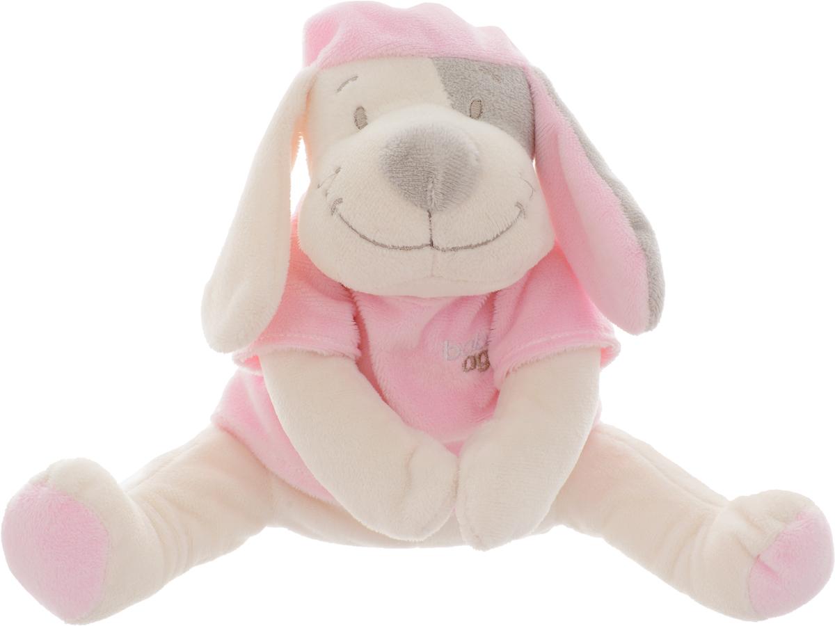 Doodoo Babiage Электронная игрушка Собачка цвет розовый 29 см - Интерактивные игрушки