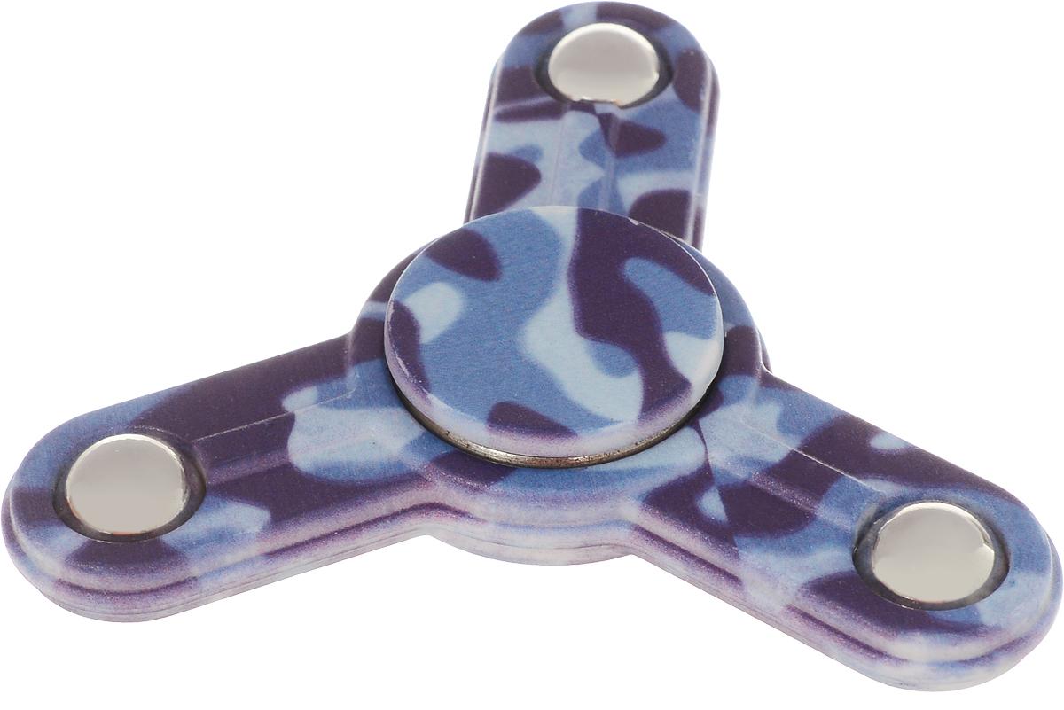 TipTop Спиннер цвет голубой камуфляж