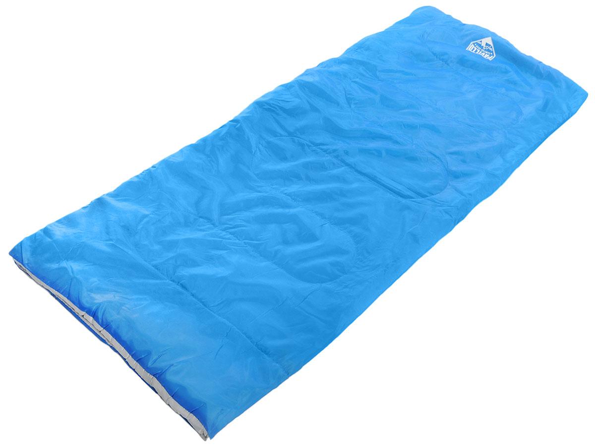 Bestway Спальный мешок Evade 200, цвет: синий010-01199-01Трехсезонный спальник-одеяло Bestway Evade 200, выполненный из полиэстера с наполнителем из холлофайбера, предназначен для походов и для отдыха на природе не только в летнее время. В теплое время спальный мешок можно использовать как одеяло (в том числе и дома). Спальник-одеяло Bestway Evade 200 станет незаменимым аксессуаром для любителей туризма, рыболовов и охотников.Одеяло упаковано в удобный мешок.