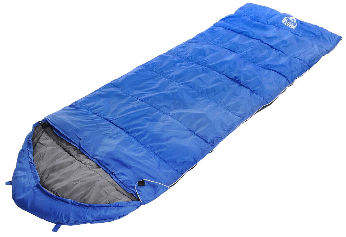 Bestway Спальный мешок Encase 300, цвет: синий68071Трехсезонный спальник-одеяло Bestway Encase 300, выполненный из полиэстера и понжи с наполнителем из холлофайбера, предназначен для походов и для отдыха на природе не только в летнее время, но и в прохладные дни весенне-осеннего периода. В теплое время спальный мешок можно использовать как одеяло (в том числе и дома). Спальник-одеяло Bestway Encase 300 станет незаменимым аксессуаром для любителей туризма, рыболовов и охотников.Одеяло упаковано в удобный мешок.