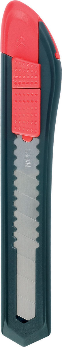 Maped Нож канцелярский 18 мм32310Start Нож канцелярский 18 мм, пластиковый, с ручным фиксатором лезвия.