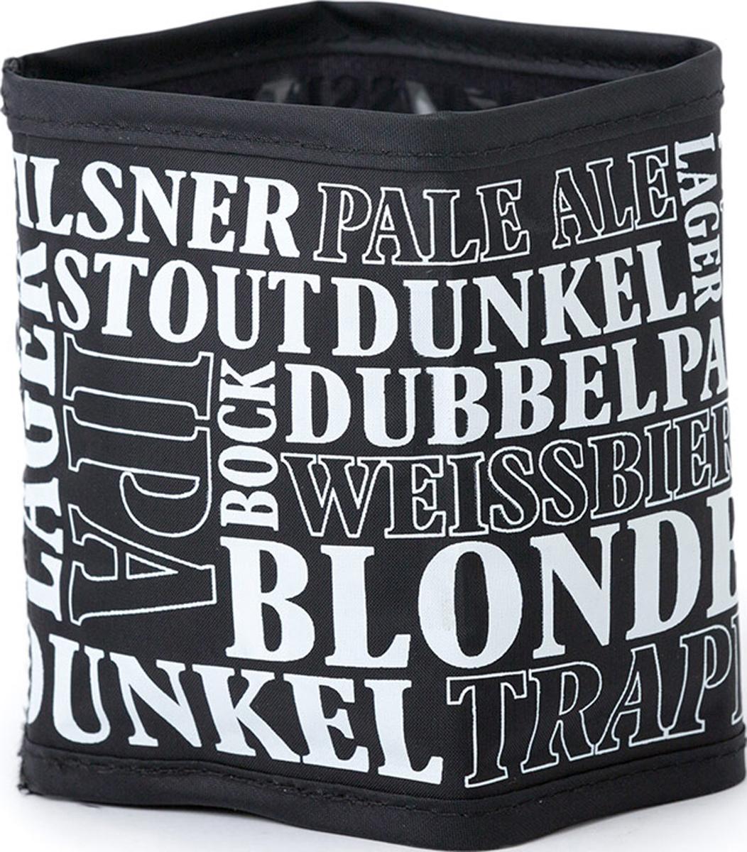 Рубашка охладительная Balvi World of Beers, для пива, цвет: черный, 4 шт26542Охладительная рубашка для пива World of Beers требуется для того, чтобы не нагревалось и оставалось охлажденным. Достаточно поместить рубашку на 6 часов в морозильную камеру, а затем надеть их на банку или бутылку пива. И простой, но очень удобный аксессуар позволит наслаждаться насыщенным вкусом пива при правильной температуре. Комплект включает в себя четыре рубашки, так что их хватит на всю дружную компанию. А принт различных сортов пива привнесет разнообразие и превратит охладительные рубашки для пива в стильный и незаменимый аксессуар для душевного отдыха.- Эластичный нейлон растягивается под любые размеры.- Охлаждающий гель надолго сохраняет заданную температуру.- Высокое качество проработки и прочность материалов изготовления.