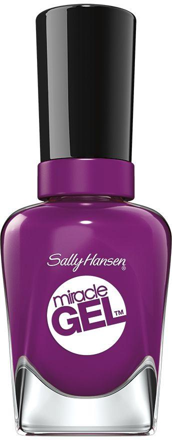 Sally Hansen Гель-Лак для ногтей Miracle Gel, Тон №153, 14 мл30666358153