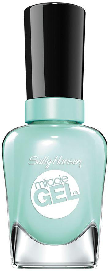 Sally Hansen Гель-Лак для ногтей Miracle Gel, Тон №240 B Girl, 14 мл30995488240