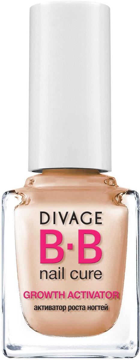 Divage BB-Средство для укрепления ногтей Nail Hardener, 12 мл