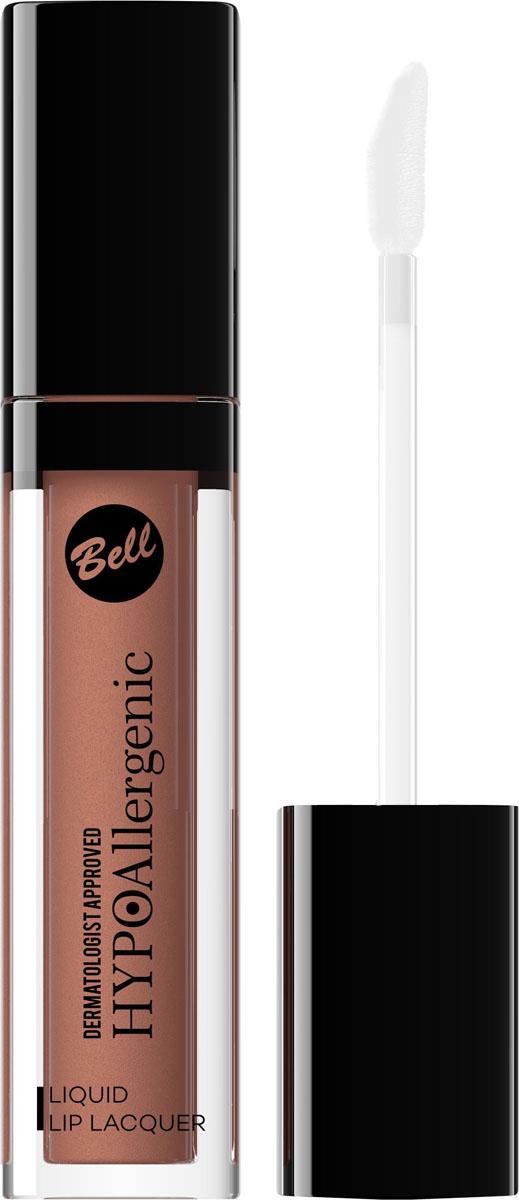 Bell Hypoallergenic Лак для губ гипоаллергенный Lip Lacquer Liquid, Тон №01, 4 млBllHA001Это сочетание интенсивного и содержащего пигменты цвета блеска со стойкостью помады. Дополнительно оптически увеличивает и разглаживает губы на долгое время. Защищает от чрезмерного высыхания кожи на губах. Не липнет. Идеально подходит для любого случая.