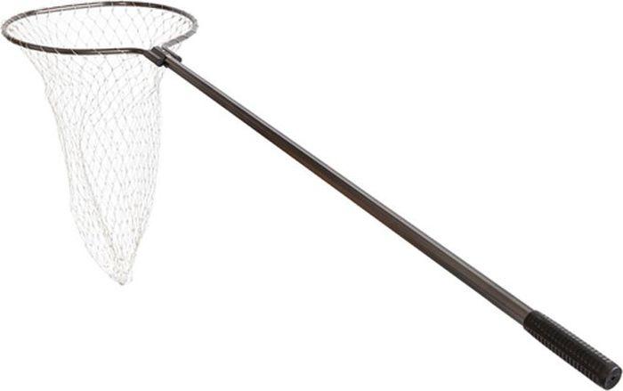 Подсачек складной Lucky John, корд, 185 х 50 х 48 смSport MXSРазборный подсачек с прочной рукояткой и сачком из теннисного корда. Крупная ячея и плотный материал сетки сводят к минимуму возможность запутывания в ней крючков приманки. Надёжная конструкция позволяет не бояться поломки подсачека в самый ответственный момент. Для удобного хвата подсачек оборудован бандажом из материала EVA в средней части рукоятки.
