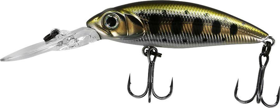Воблер Tsuribito Deep Shad F, цвет 053, 55 мм34503Серия воблеров Deep Shad предназначена для ловли хищных видов рыб на мелководных бровках. Игра воблера настолько отчетливая, что вибрация передается на хлыст удилища. Несмотря на то что воблер имеет собственную игру, при анимации рывковой проводкой с паузами этот воблер не оставит шансов окуню и щуке.