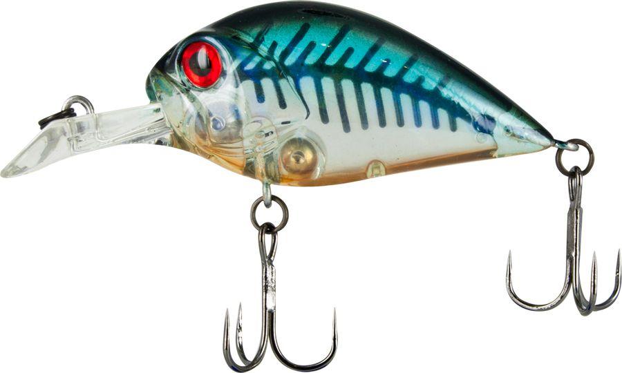 Воблер Tsuribito X-Ray Crank MR, цвет 021, 52 мм воблер fisherman o crank цв sb