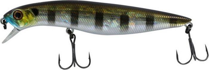 Воблер Tsuribito Dead Minnow SS, цвет 007, 110 мм70319Классический воблер, предназначенный для ловли хищников в прибрежной зоне. Наиболее эффективно приманка проявляет себя при заглублении в воде до 30 сантиметров. Обладает хорошей игрой при проводках, привлекая внимание рыбы. Воблер подходит для выполнения точных забросов на дальние расстояния. В конструкции применены современные мощные тройники с острой заточкой, которые способствуют надежной подсечке рыбы.
