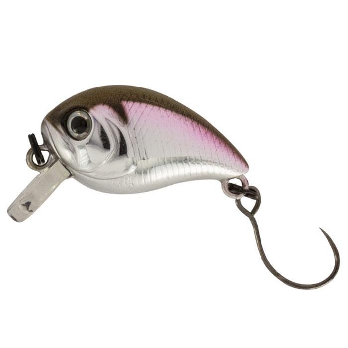 Воблер Tsuribito Baby Crank F-SR, цвет 530, 25 мм70477Tsuribito Baby Crank 25 F-SR – отличный выбор для рыбалки в разное время года. Воблер подходит для любого вида рыбы. Кроме того прекрасно работает на открытых водоемах при течении. Легкость и небольшой объем данной приманки позволит привлечь внимание рыбы за долгое расстояние. Более того цветовая гамма настолько разнообразна, что Вы сможете подобрать цвет воблера в зависимости от погоды, цвета водоема или освещенности.