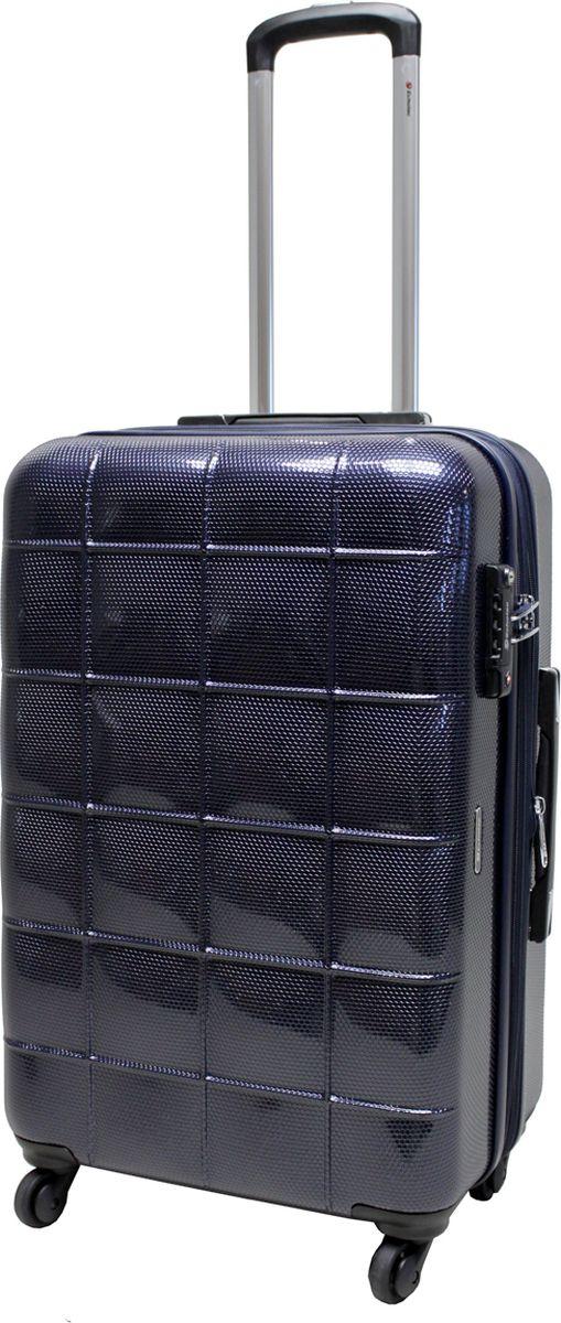 Чемодан на колесах Echоlac, цвет: синий, 77 л. 005-24PCКомфортЧемодан Echolac, коллекция КВАДРАТ.- Компактный и легкий. Служит незаменимым спутником для деловых поездок и кратковременных путешествий. - Произведен из поликарбоната, что является гарантом прочности, надёжности и долговечности. - 4 колеса японского производителя HINOMOTO, вращающиеся на 360°, придают маневренности и распределяют нагрузку равномерно. А также избавят вашу руку от излишней нагрузки.- Функциональный: имеет вместительное отделение с прижимными ремнями и перегородкой с дополнительными карманами.- Надежный: встроенный кодовый замок с функцией TSA.Материал: поликарбонатВес: 3,8кг.Объем 77л.Пр-во: Китай