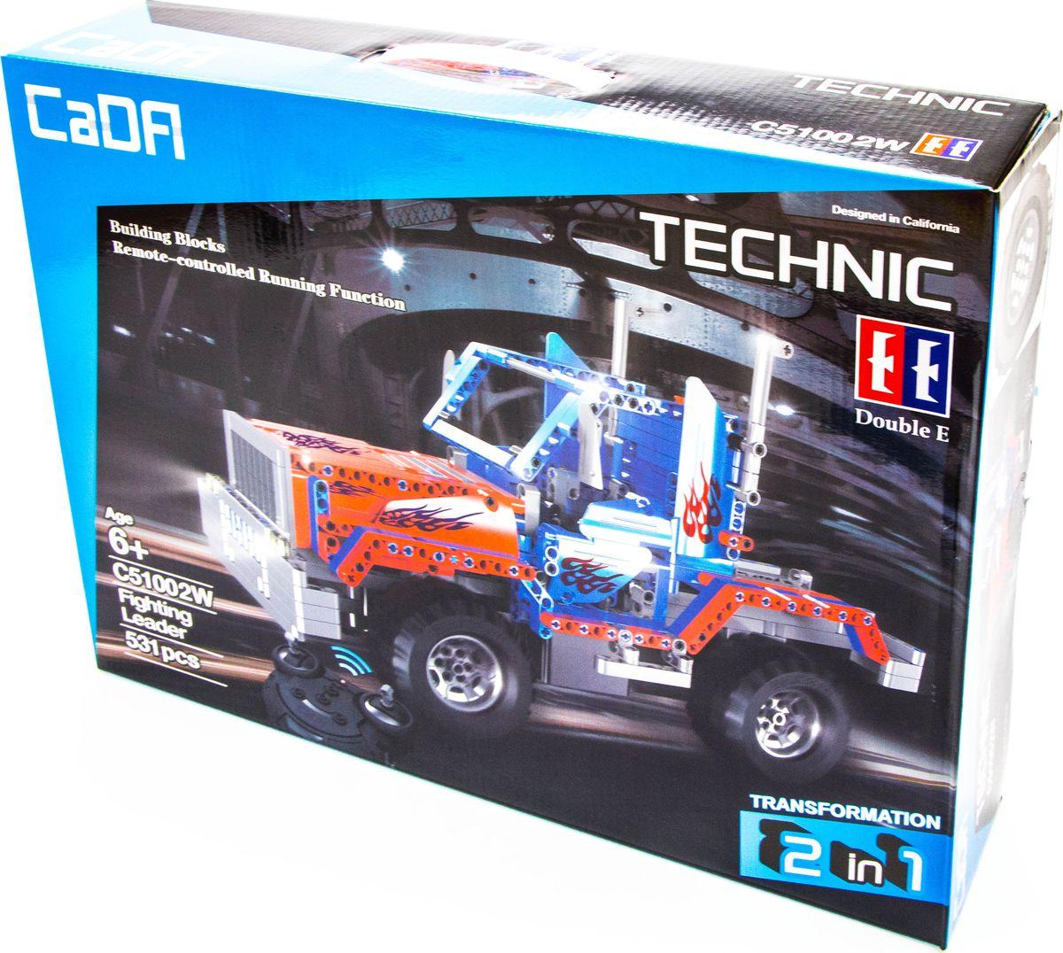Pilotage Конструктор CaDA Technic Convoy Truck - Конструкторы