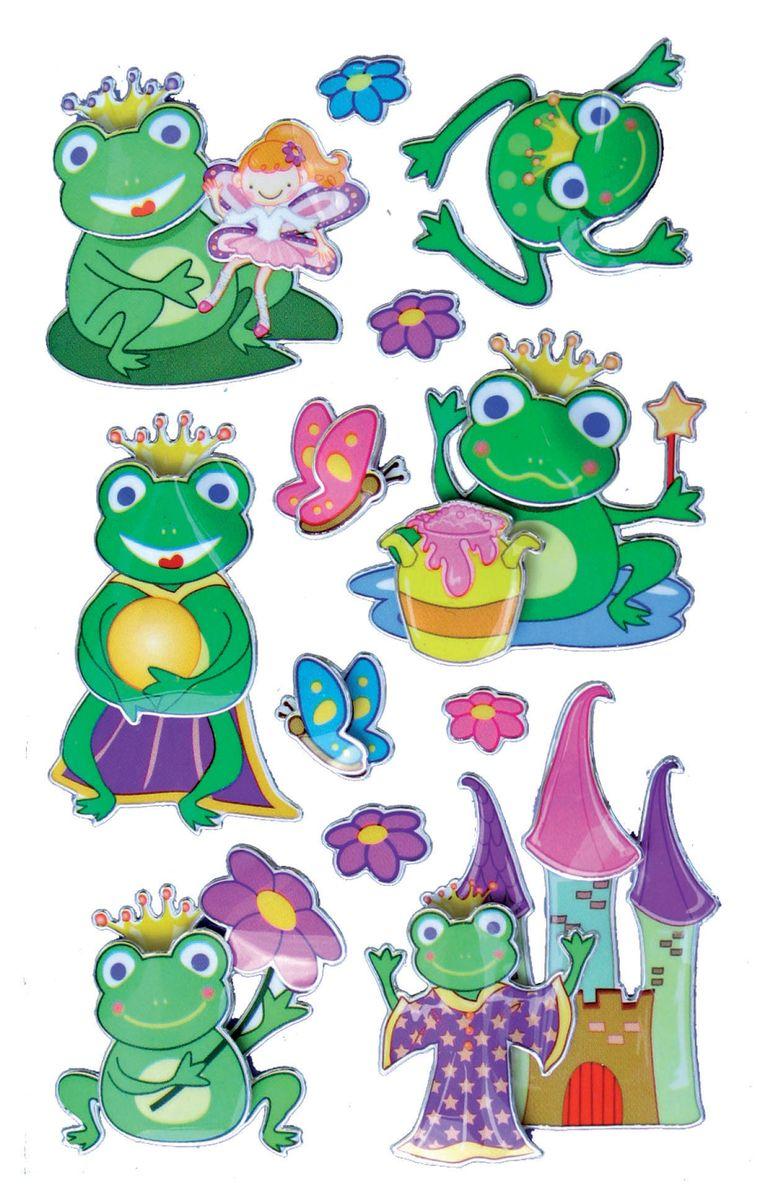 Avery Zweckform Набор наклеек Царевна лягушка 12 шт -  Бумага для заметок, стикеры, закладки