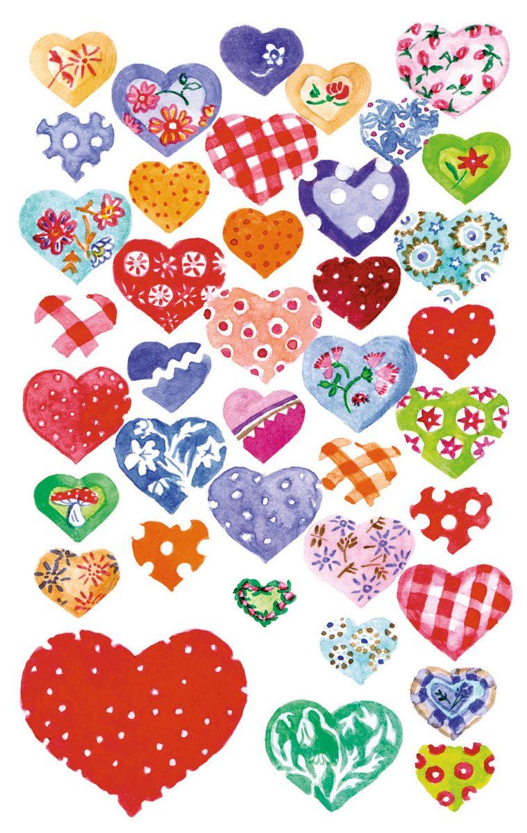 Специальная серия самоклеящихся этикеток Z-Design от Avery Zweckform вдохновляет на яркие идеи! Яркие цвета, качественная бумага, необычный дизайн не оставят равнодушными всех любителей самоклеящихся стикеров. Наклейки Сердца из Креативной серии идеальны для декорирования, игры и рукоделия. Яркие необычные сердечки разных размеров украсят ваше послание и ваши эмоции! Удобная упаковка с подвесом, 2 листа, 78 этикеток.