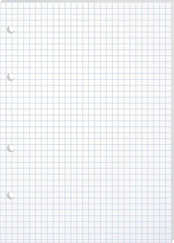 ArtSpace Сменный блок для тетради на кольцах формат A5 80 листов в клетку СБ80_167СБ80_167Сменный блок листов для тетради на кольцах. В пачке 80 листов формата А5. Офсетная бумага, плотностью 55 г/м2.
