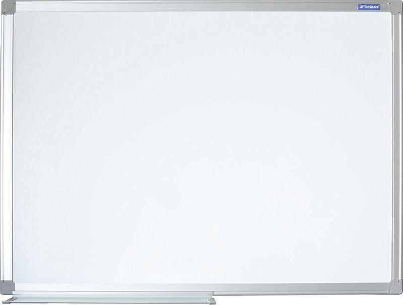 ArtSpace Доска магнитно-маркерная 45 х 60 смWBS_9306Доска магнитно-маркерная 45*60 см. Лакированная поверхность для письма сухостираемыми маркерами и прикрепления информации магнитами или немагнитной поверхностью (меламин). Рамка из анодированного алюминия с пластмассовыми уголками. Скрытое крепление к стене в четырех углах, крепежные элементы прилагаются. В комплекте: полка для маркеров 30 см.