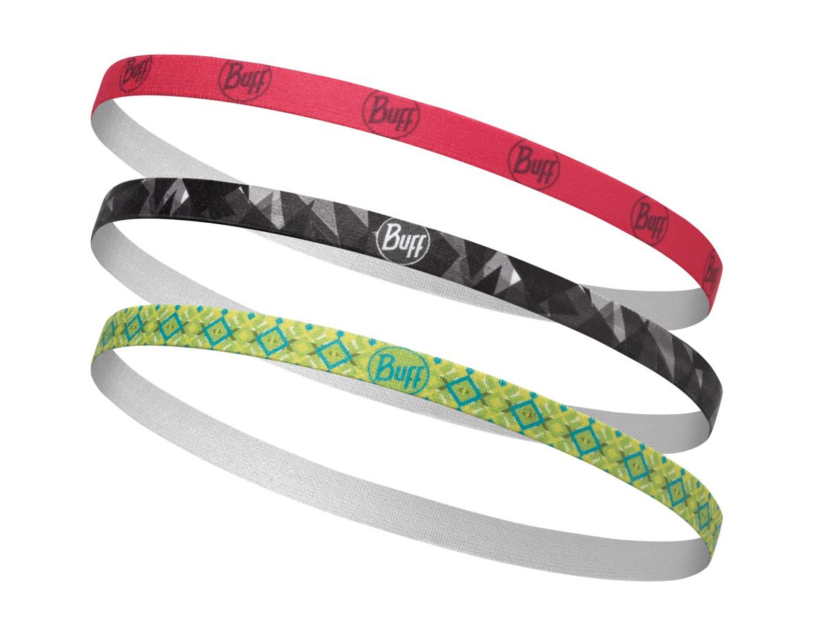 Повязка Buff Headband Buff Sena Multi, цвет: красный, черный, 3 шт. 115074.555.10.00