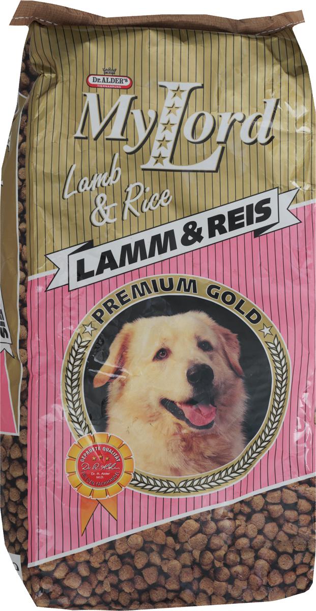 Корм сухой Dr. Alders My Lord для взрослых собак, ягненок с рисом, 3 кг1925Dr. Alders My Lord - это оптимально сбалансированный корм для собак с повышенной чувствительностью к другим видам мяса. Он способствует восстановлению нормальной работы пищеварительной системы, очищению желудка и выведению шлаков из организма, поддержанию функции сердечной мышцы и быстрому восстановлению после перенесенных заболеваний. Не содержит пшеничной золы и продуктов из сои и потому очень хорошо подходит для собак с расстроенным пищеварением.Товар сертифицирован.